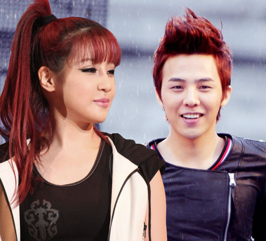 minzy and taeyang dating